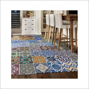 Angela Pinheiro Carpete Azuleijo