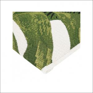 Angela Pinheiro Carpete Tropical Branco Detalhe