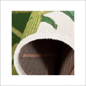 Angela Pinheiro Carpete Tropical Branco Pormenor