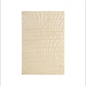 Angela Pinheiro Carpete Provence Zebra Bege