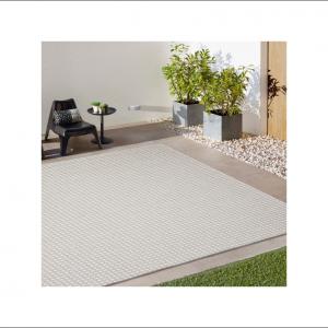 Angela Pinheiro Carpete Tatami Bege Claro Perspectiva