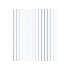 Angela Pinheiro Papel Parede Sand Berg Scandinavian Stripes Risca Azul Claro Pormenor