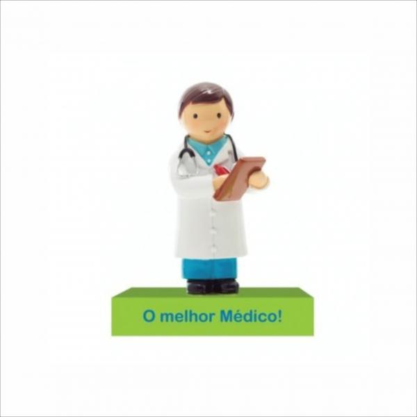 Bonecos Profissões O Melhor Médico Angela Pinheiro