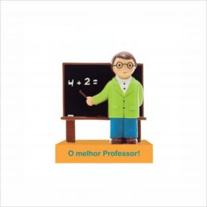 Bonecos Profissões O Melhor Professor Angela Pinheiro