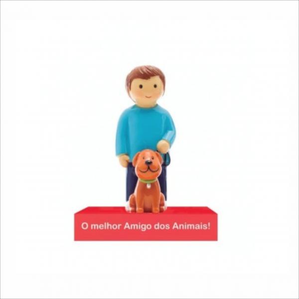 Bonecos Profissões O Melhor Amigo dos Animais Angela Pinheiro