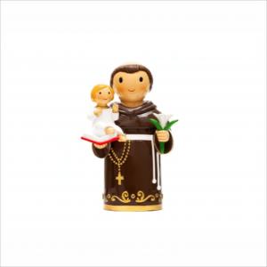 Figura Santo Antonio Mealheiro Angela Pinheiro