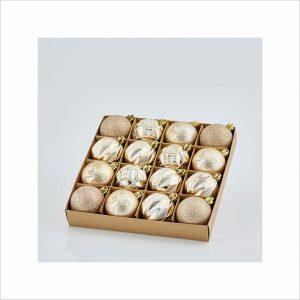 bolas douradas